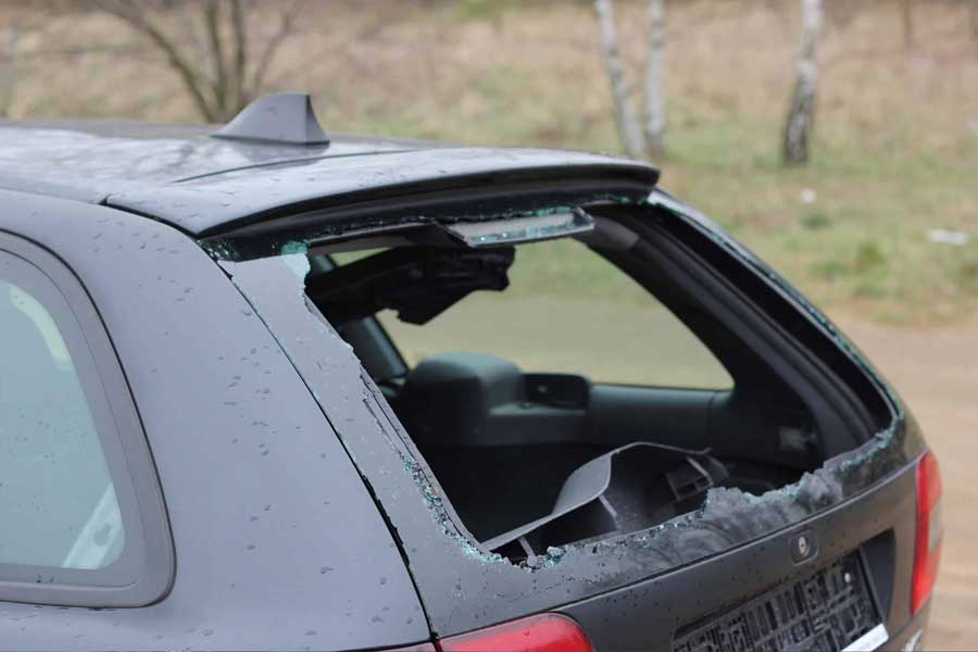 2 Vital Days after Rear Window Replacement
