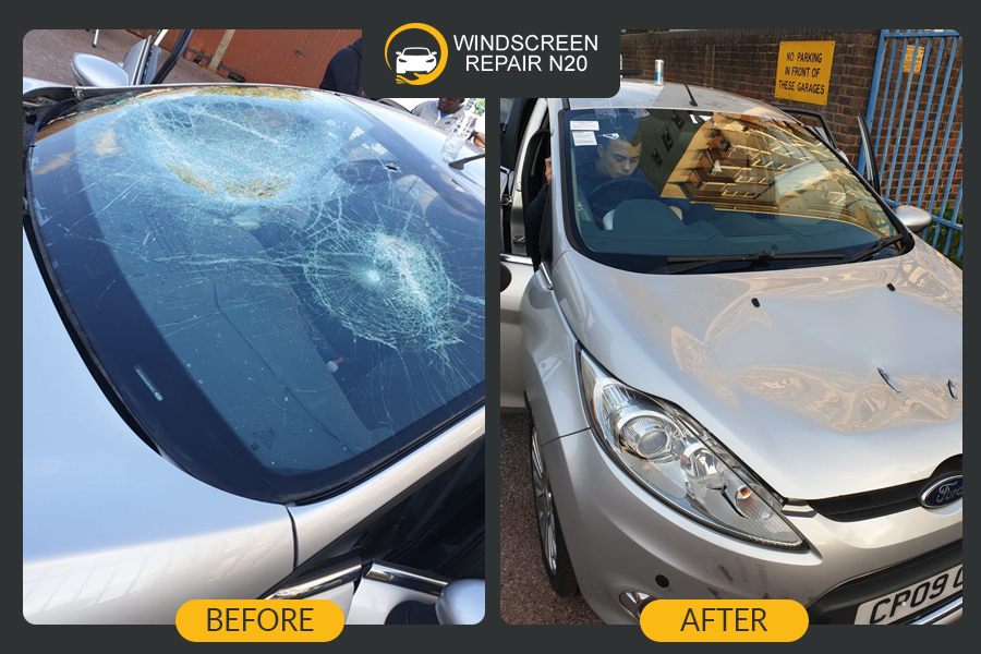 windshield replacement in london