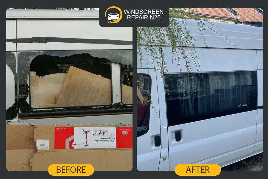 side glass replacement