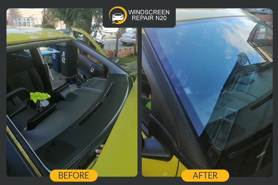 windscreen replacement in London