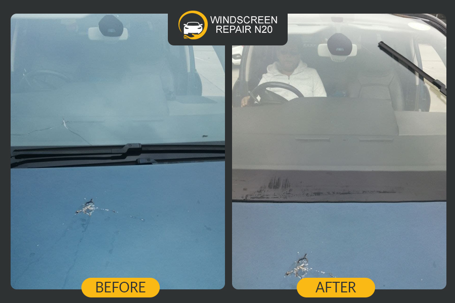 front windshield replacement in London